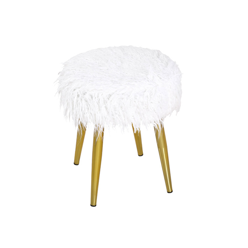 Furry Stool-001